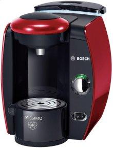 Tassimo Hot Beverage System Red
