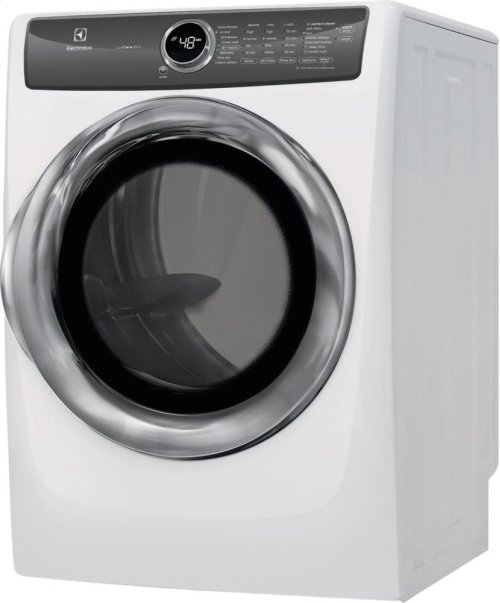 Front Load Perfect Steam Gas Dryer with LuxCare® Dry and Instant Refresh - 8.0 Cu. Ft.
