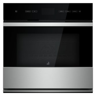 "NOIR(TM) 27"" Single Wall Oven with MultiMode(R) Convection System, NOIR"