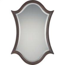 Vanderbilt Mirror in Palladian Bronze