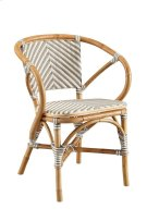 Grey Pearl Bistro Chair Product Image