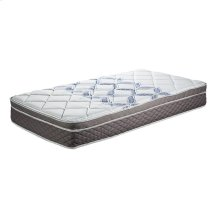 "F8023T / Cat.19.p135- TWIN DSPC HYBRID MATTRESS 9""H"