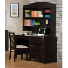 Phoenix Transitional Cappuccino Desk