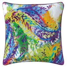 Galleria Pillow, MULTI, 22X22