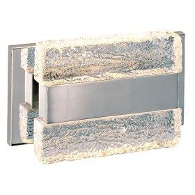 Ice 2-Light LED Bath Vanity