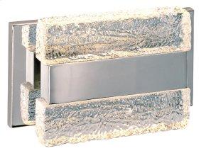 Ice 2-Light Bath Vanity
