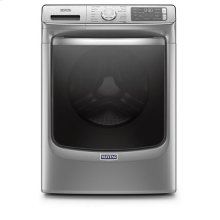 Maytag® Front Load Washer with Extra Power and 24-Hr Fresh Hold® option - 5.0 cu. ft. - Metallic Slate