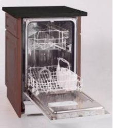 "Model DW18 - 18"" Dishwasher White"