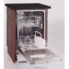 "Model DW18 - 18"" Dishwasher White"