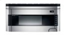 1.5 cu. ft. 1000W Sharp Stainless Steel Over-the-Range Carousel Microwave Oven Product Image