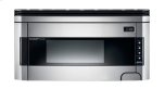 1.5 cu. ft. 1000W  Stainless Steel Over-the-Range Carousel Microwave Oven