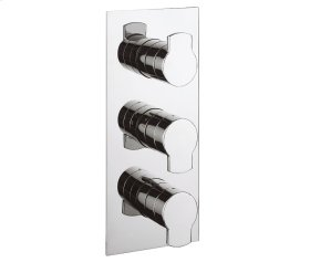 Wisp 3000 Thermo Valve Trim (3 Outlets)