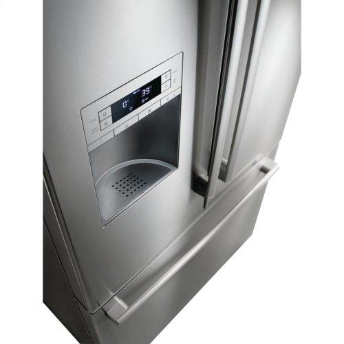 36 inch Standard Depth French Door Bottom Freezer 800 Series - Stainless Steel (Scratch & Dent)