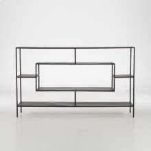 "Parson Buffet 66"" Antique Zinc"