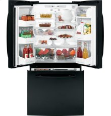 GE® 22.2 Cu. Ft. French-Door Refrigerator