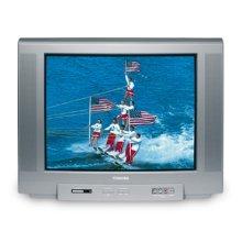 "20"" Diagonal Color Television"