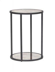 Murano Round Lamp Table