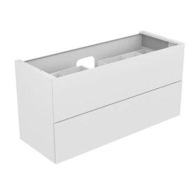 Vanity unit - white / white