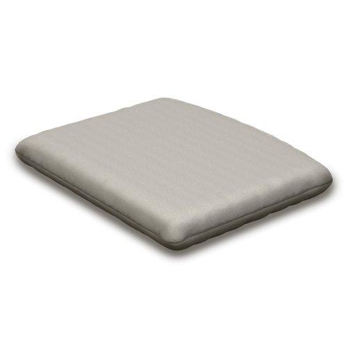 """Bird's Eye Seat Cushion - 12.65""""D x 15""""W x 2.5""""H"""