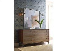 Nouveau Maple Dresser