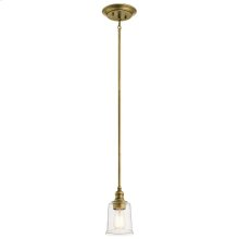 Waverly Collection Waverly 1 Light Mini Pendant NBR