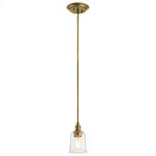 Waverly Collection Waverly 1 Light Mini Pendant NBR