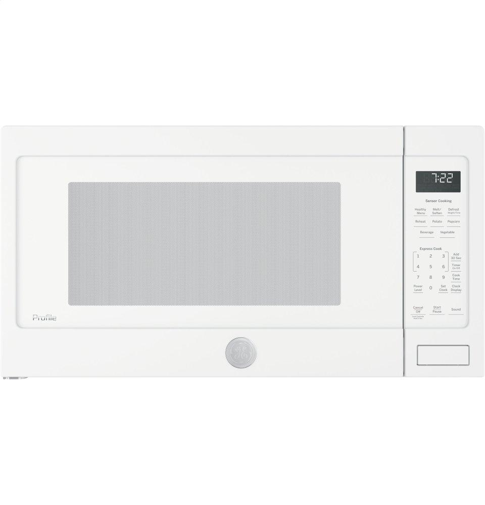 GE Profile(TM) 2.2 Cu. Ft. Countertop Sensor Microwave Oven
