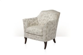 Claud Upholstered Chair - Upholstered & Sabre Legs