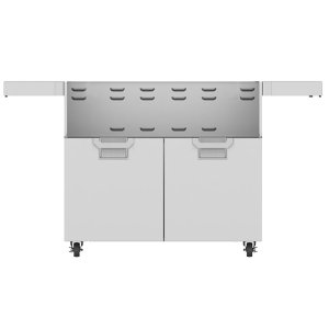 "Hestan42"" Aspire Tower Cart with Double Doors - ECD Series - Steeletto"