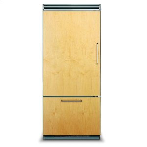 "Viking36"" Custom Panel Bottom-Freezer Refrigerator - FDBB5363E Viking 5 Series"
