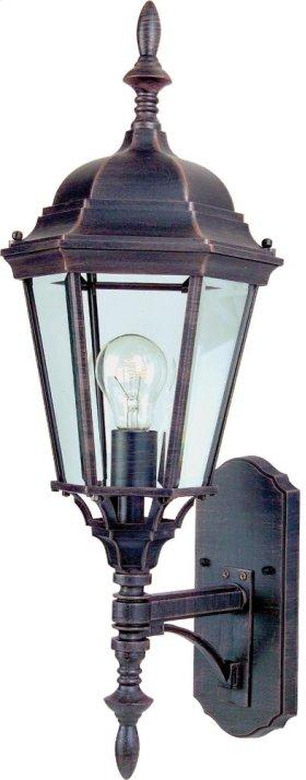 Westlake LED 1-Light Outdoor Wall Lantern