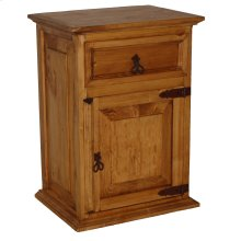 1 Drawer 1 Door Night Stand