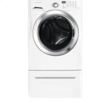 Frigidaire 3.8 Cu.Ft. Front Load Washer featuring Ready Steam