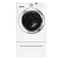 OPEN BOX Frigidaire 3.8 Cu.Ft. Front Load Washer featuring Ready Steam
