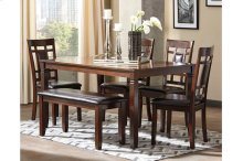 Dining Room Table Set (6/CN)
