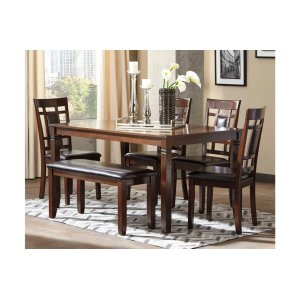 Ashley FurnitureSIGNATURE DESIGN BY ASHLEYDining Room Table Set (6/CN)