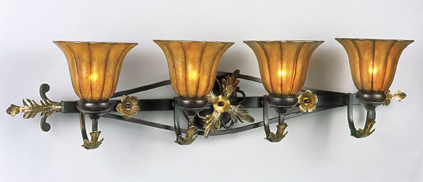 Moulin Lamp 4084-4WB