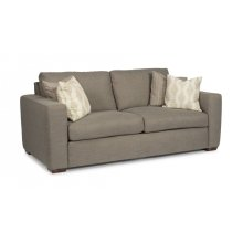 Collins Fabric Two-Cushion Sofa