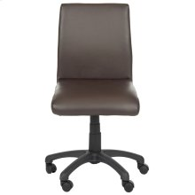 Hal Desk Chair - Brown