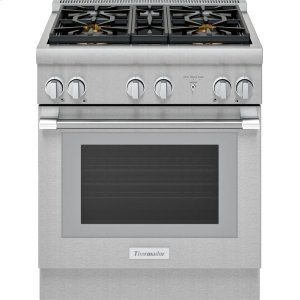 Thermador30-Inch Pro Harmony® Standard Depth Dual Fuel Range