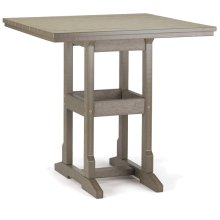 """36""""x36"""" Counter Table"""