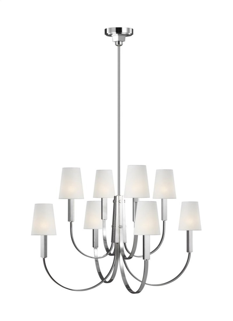 Tc1088pn in by feiss in evansville in 8 light chandelier