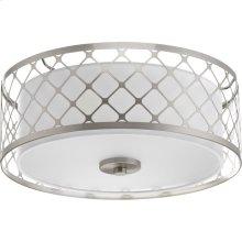 "Mingle LED Collection 14"" Flush Mount"