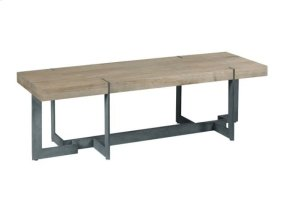 Avant Rectangular Cocktail Table