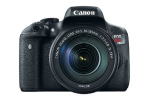 Canon EOS Rebel T6i EF-S 18-135mm f/3.5-5.6 IS STM Lens Kit EOS Digital SLR
