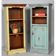 "#504 Sumter Narrow Bookcase 21.5""wx13.25""dx48""h"