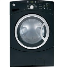 GE® ENERGY STAR® 3.5 DOE Cu. Ft. Capacity Frontload Washer with Stainless Steel Basket