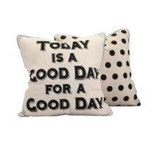 Good Day Pillow