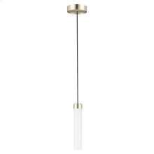 DXV Modulus LED Pendant Light - Platinum Nickel