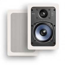 RCi Series in-wall speakers with 5 1/4-inch drivers in Paintable White